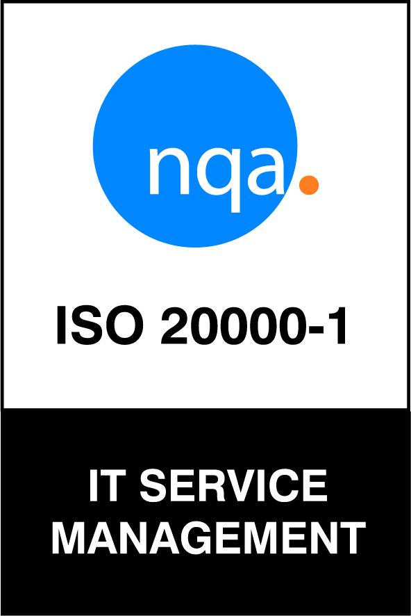 NQA ISO 20000-1